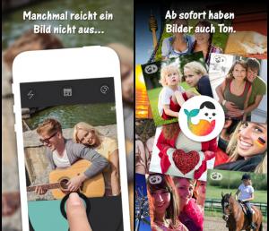 Shuttersong App für euer Smartphone